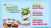 3D Animation now at Madurai - Graphics,  VFX and AV Editing also includ