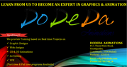 Animation now at Madurai -2D/ 3D ,  Graphics,  VFX ,  AV Edits