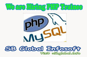 PHP Web Developer (Trainee) Wanted Urgently