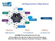 Jobs | Data Science | employee onboarding | full time | WinGIG