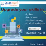 Python Training Institute in Kandivali   QUASTECH