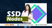 SSD Nodes Scalable For Website By Onlive Server