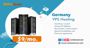 Get Full Root Access with Germany VPS Hosting by Onlive Server